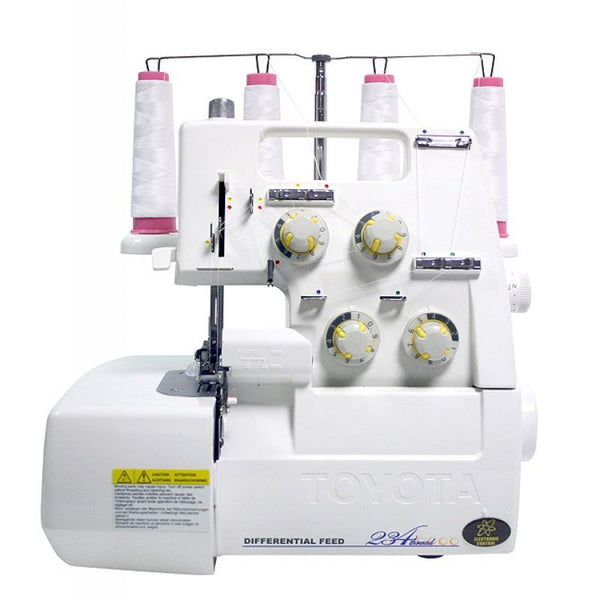 Toyota * Power Range * SL3487 Overlocker - Heavy Duty Overlocker