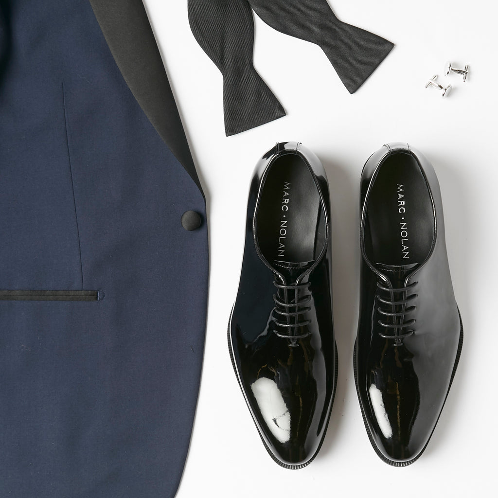 Marc Nolan x the Groomsman Suit Wedding Style Guide
