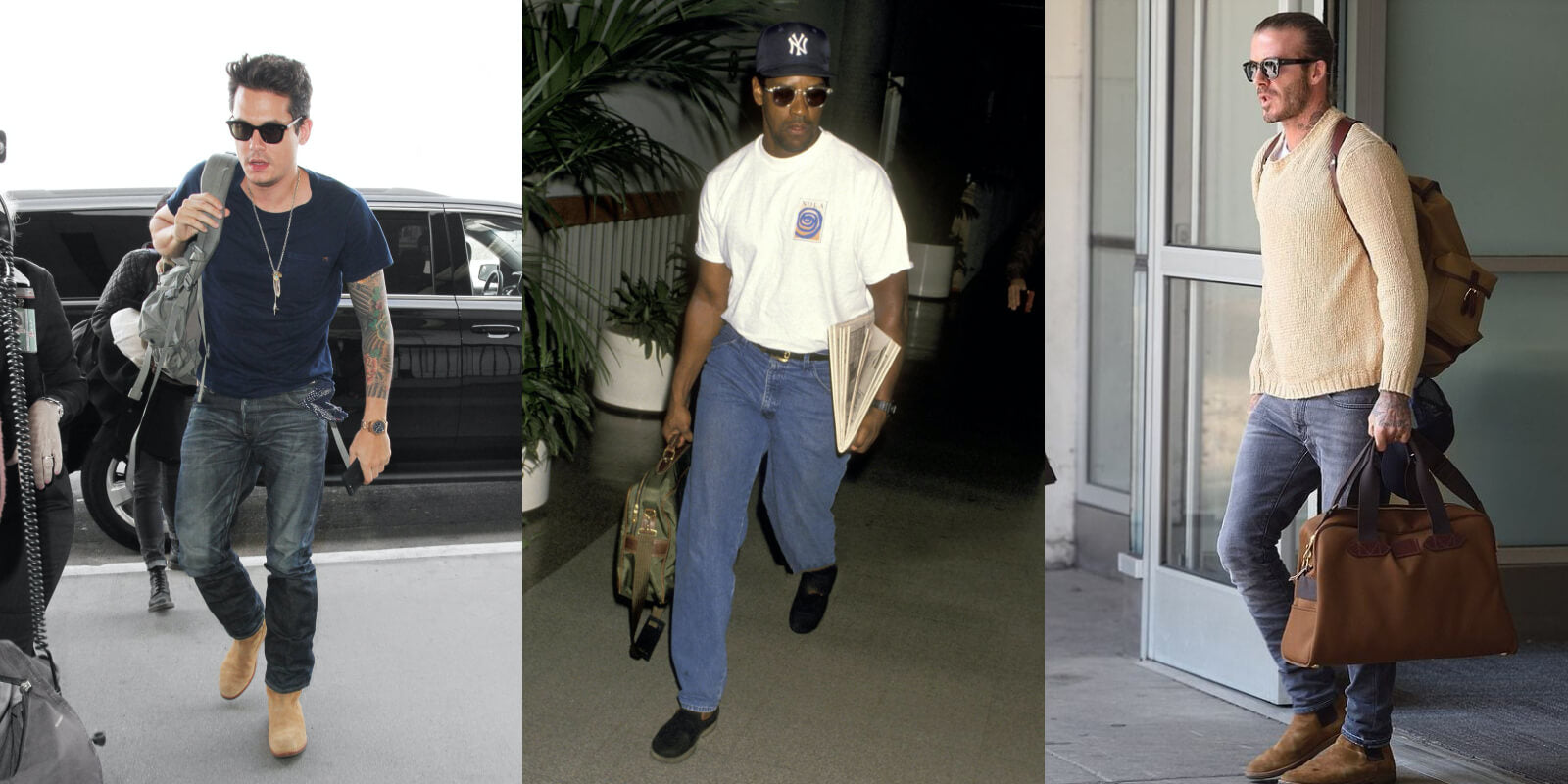 Casual Airport Outfits Inspiration