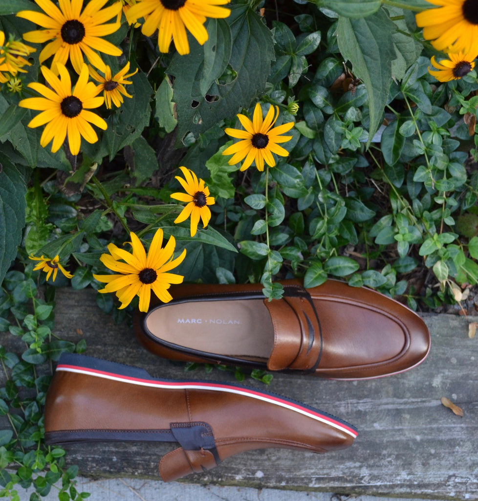 Men's Casual Loafers for Summer by Marc Nolan