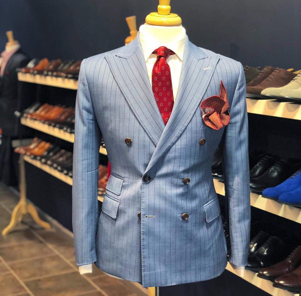 Ricardo Perez Dapper Club Custom Clothing Chicago