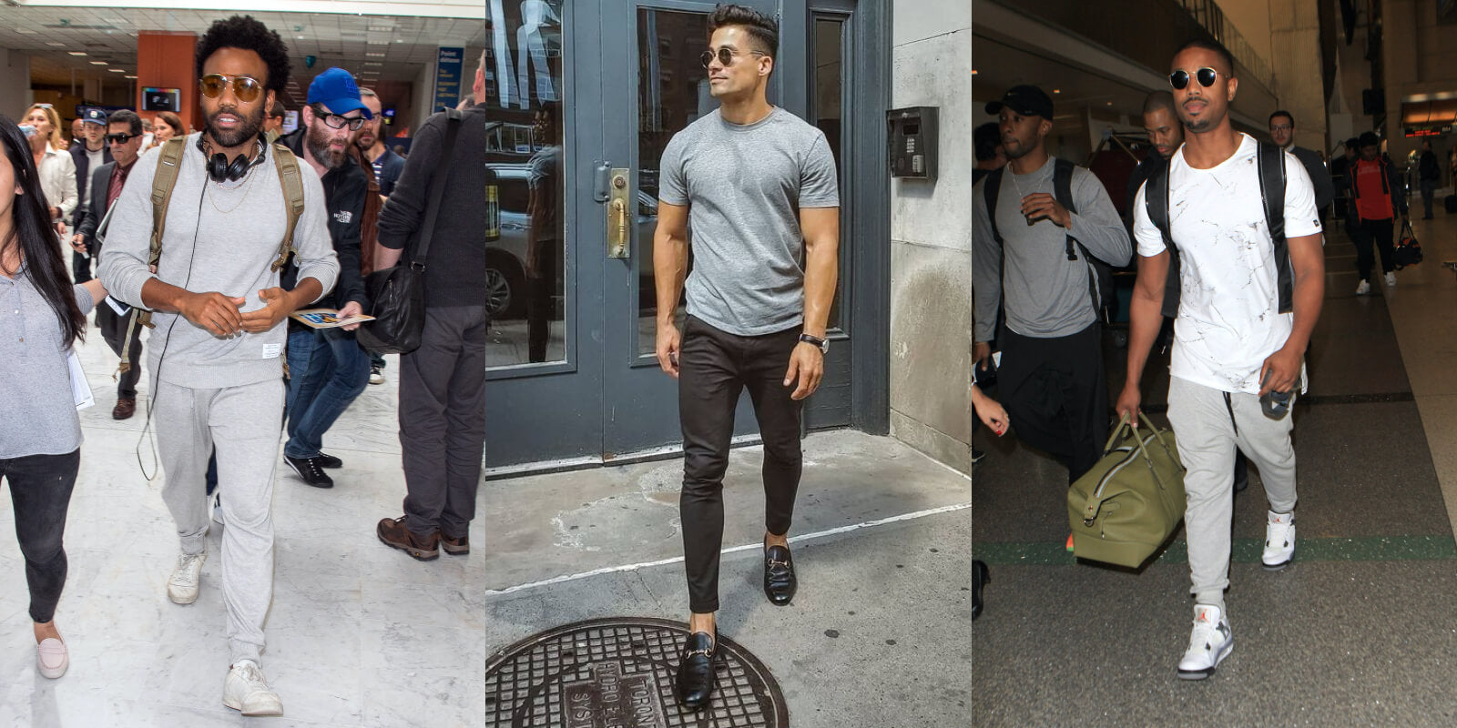 Airport Outfits Athleisure Inspiration