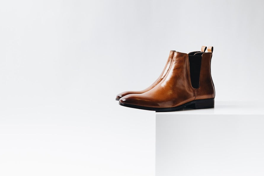 Harry Leather Chelsea Boot Chicago