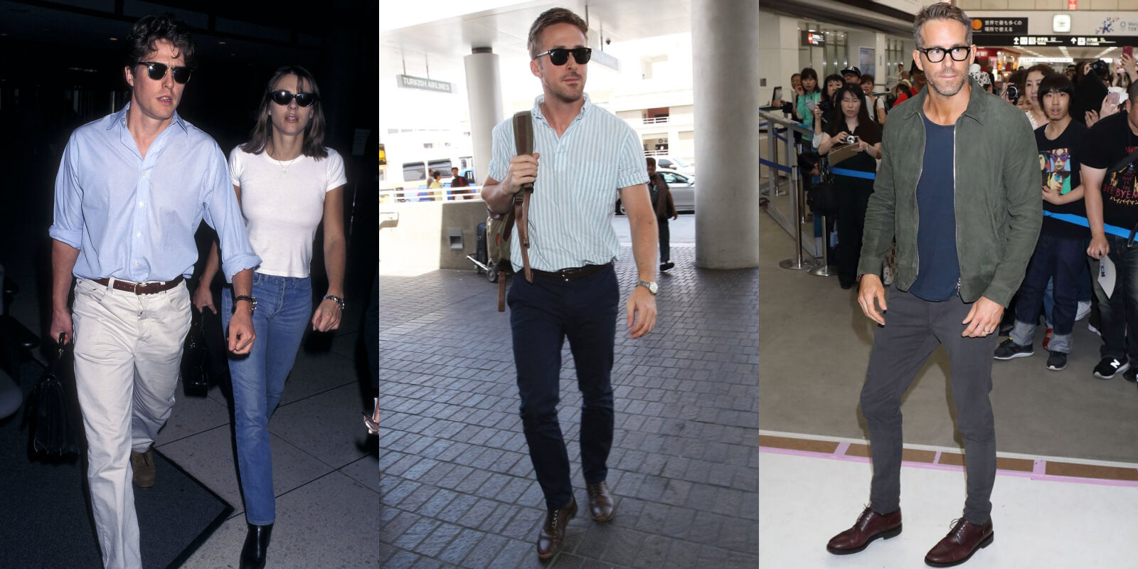Travel Outfits for the Airport