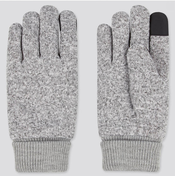 Fleece Touchscreen Gloves