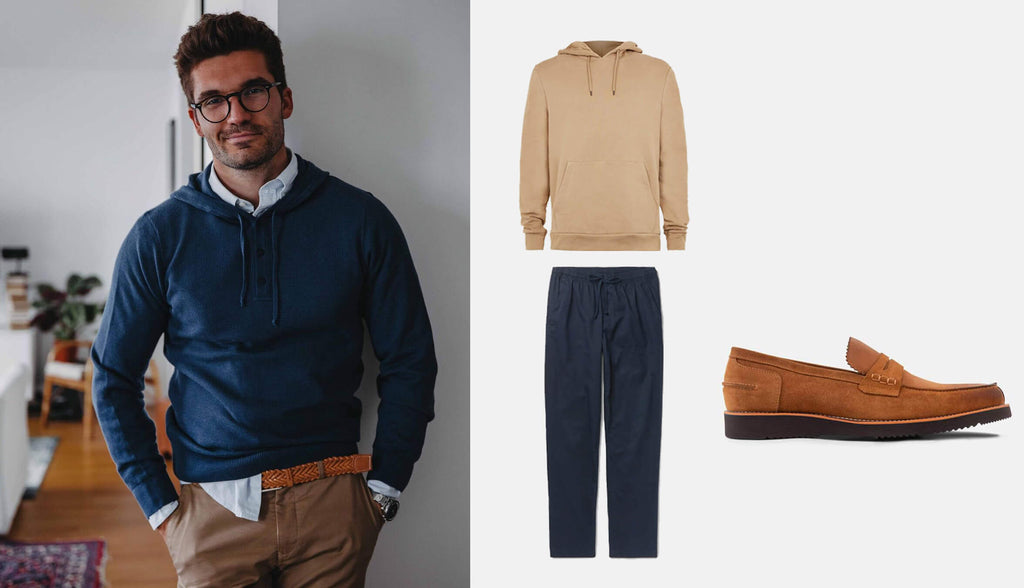Mens Winter Casual Outfit