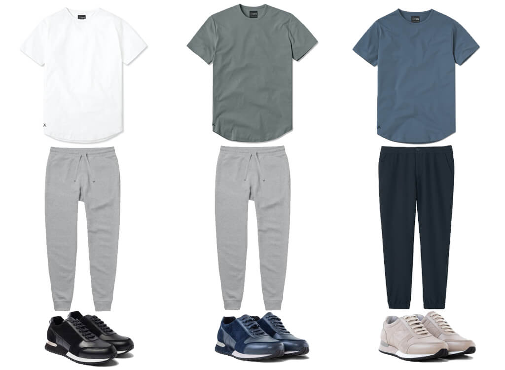 Airport Outfits Athleisure