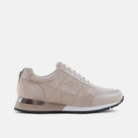 Ash Tan Trainers