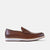 Ace Mahogany Penny Loafers