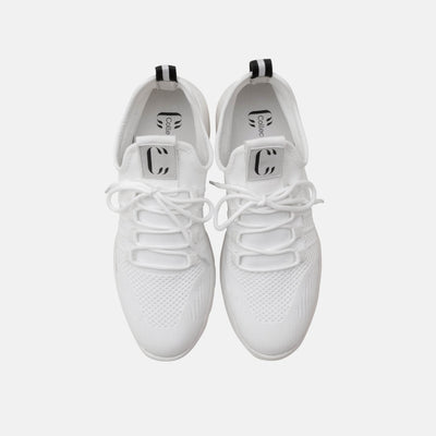 Gliders White Sneakers