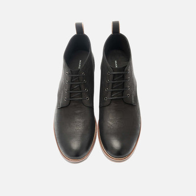 Carter Black Chukka Boots