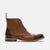 Jake Walnut Cap Toe Boots
