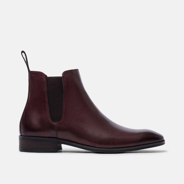 Harry Oxblood Chelsea Boots