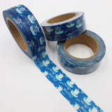 Popular Washi Tape | Decorative | Glitter | Pastel | Designs - Mast canoes