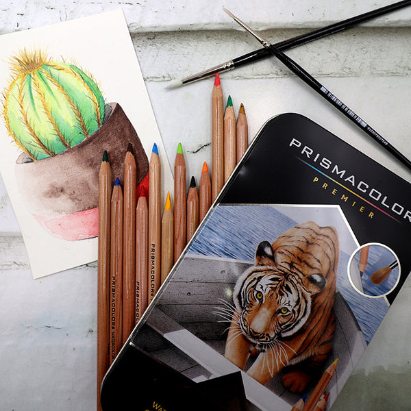 Prismacolour Premier Water Colour Pencils