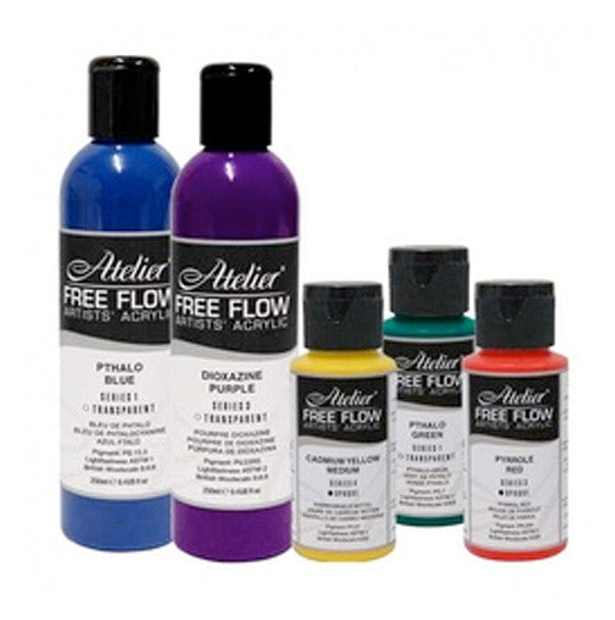 Atelier Free Flow 60ml - Series 1