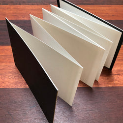 Concertina Fold Out Journal