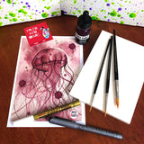OCTOBER 19 Red's Art Cart -  Art Subscription Box