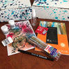 SEPTEMBER 19 Red's Art Cart -  Art Subscription Box