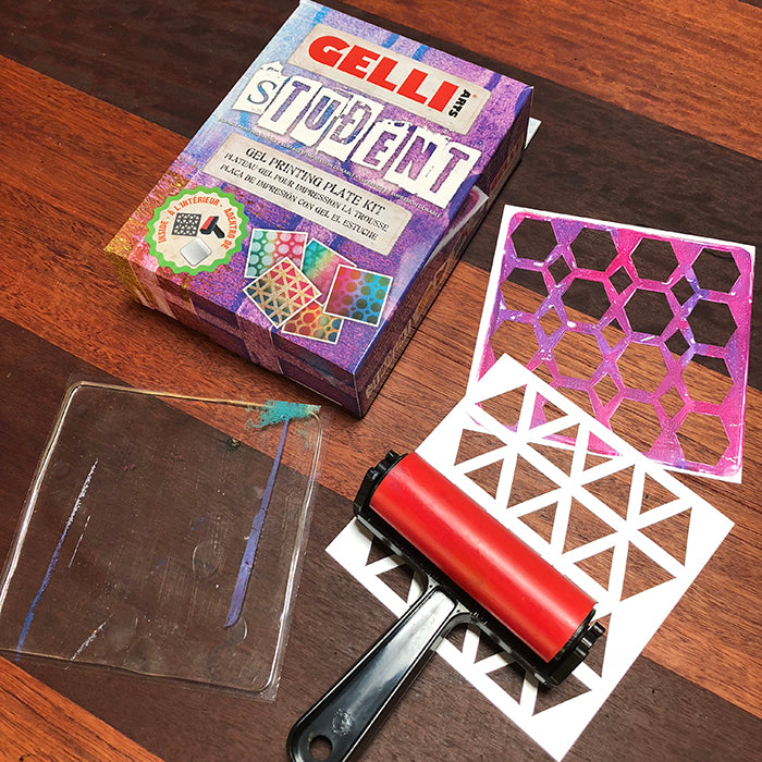 Gelli Arts Student Kit