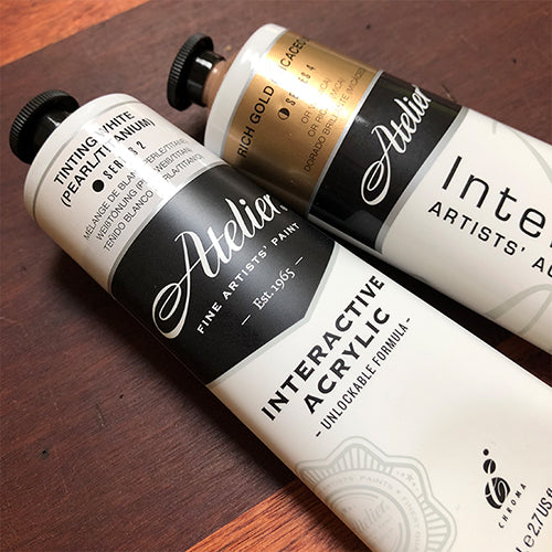 Atelier Interactive Acrylic Series 2 - 80ml
