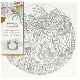 "Joanna Basford ""Lost Ocean"" canvas gift set."