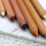 pastel pencil selection