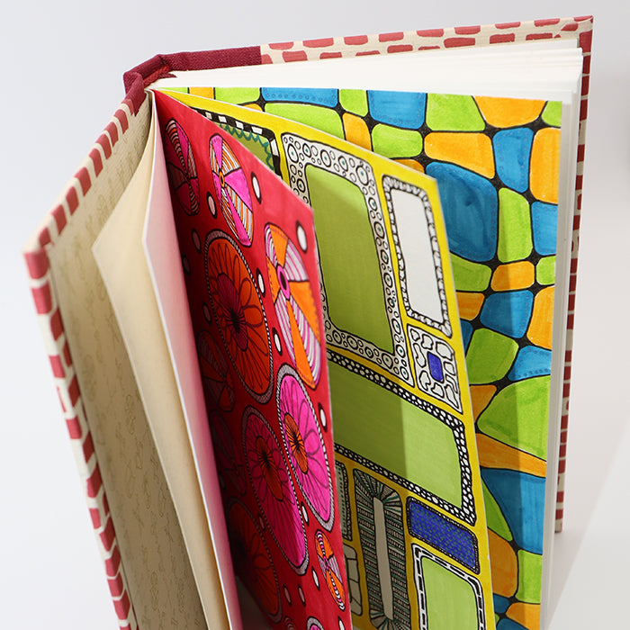 Fabriano Venezia journals - Mrs Red's