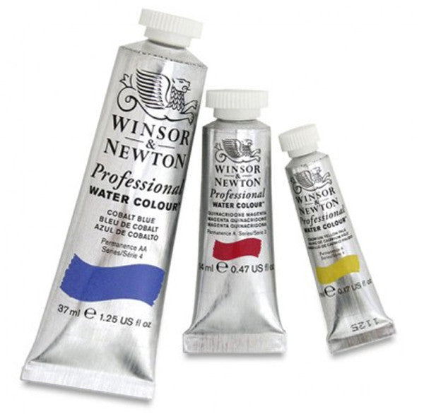 watercolour paints