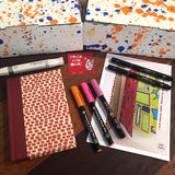 JUNE 19 Red's Art Cart -  Art Subscription Box