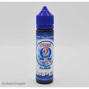 Ohms Premium E-Liquid Amped