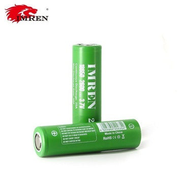 IMREN 18650 26S 2600MAH BATTERIES