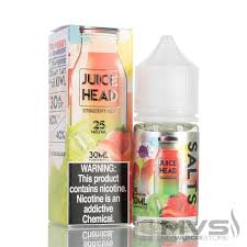 JUICE HEAD SALTS STRAWBERRY KIWI