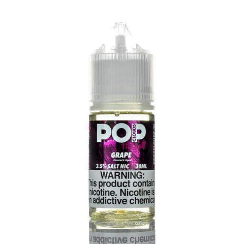 POP CLOUDS SALT NIC GRAPE