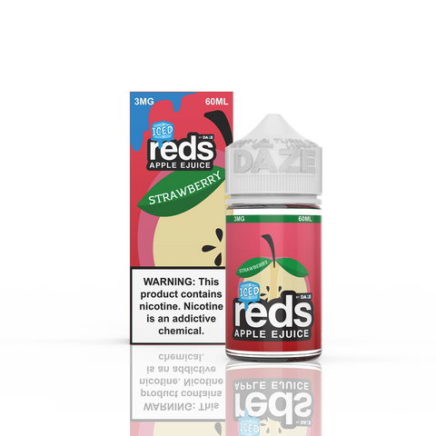 REDS STRAWBERRY ICED