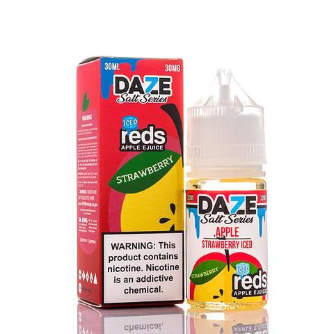 7 DAZE SALTS REDS STRAWBERRY ICED