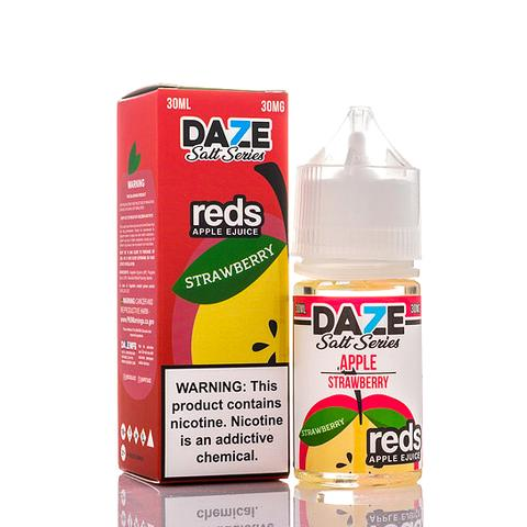7 DAZE SALTS REDS STRAWBERRY