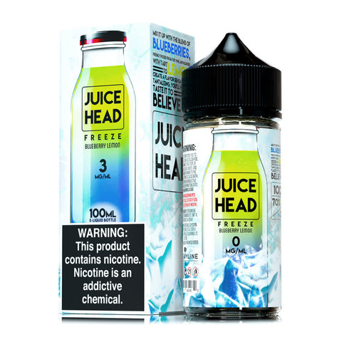 Juice Head Blueberry Lemon Ice