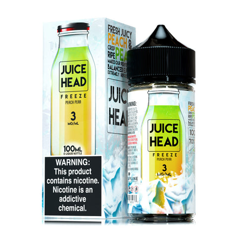 Juice Head Peach Pear Ice