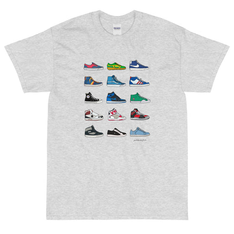 Classic Skate Shoes T Shirt