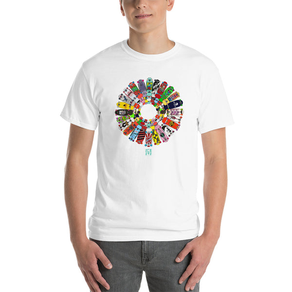 Mid 80s Skateboards Circle T Shirt