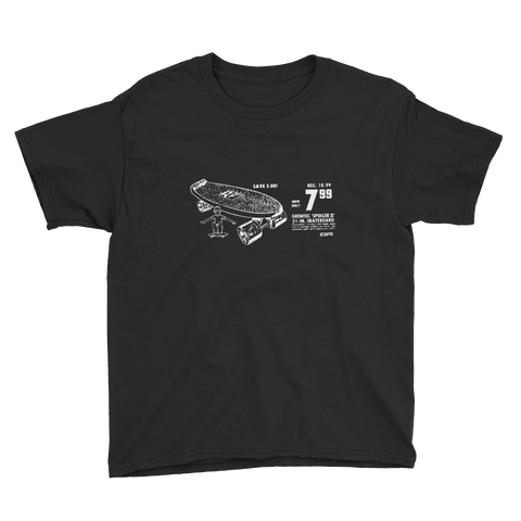 Youth GT Spoiler T-Shirt