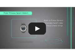 Polar Fitness Sport Watch