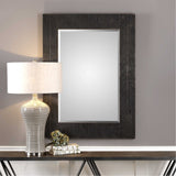 Caprione Oxidized Dark Copper Mirror