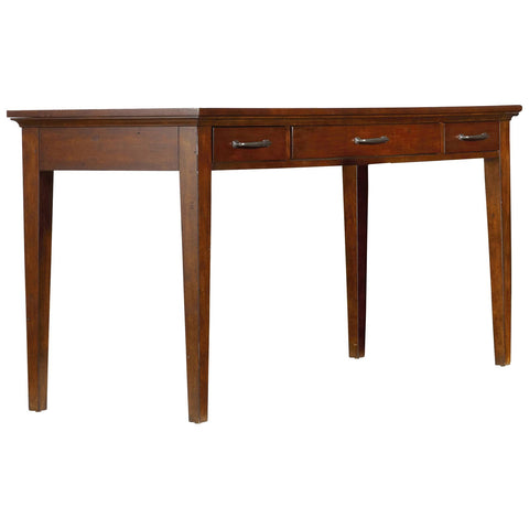 Wendover Medium Wood Leg Desk