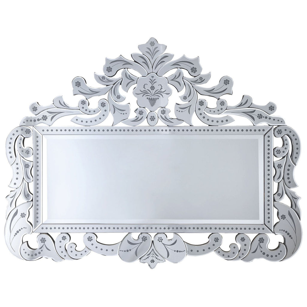Epernay Wall Mirror in Clear