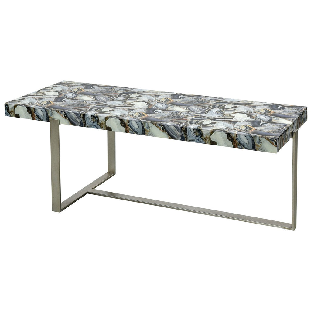 Oyster Stone Coffee Table