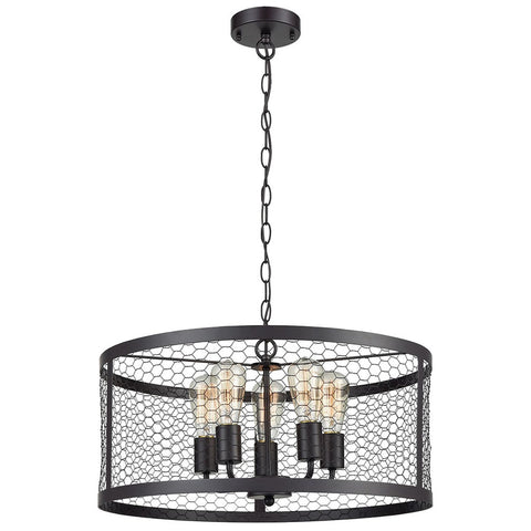 Grange 5-Light Chandelier