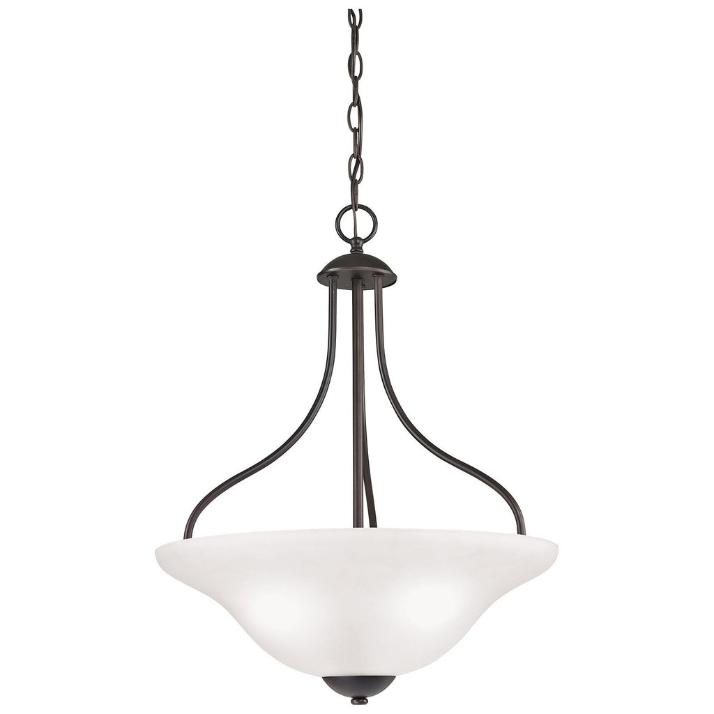 Conway 3-Light Pendant in Oil Rubbed Bronze