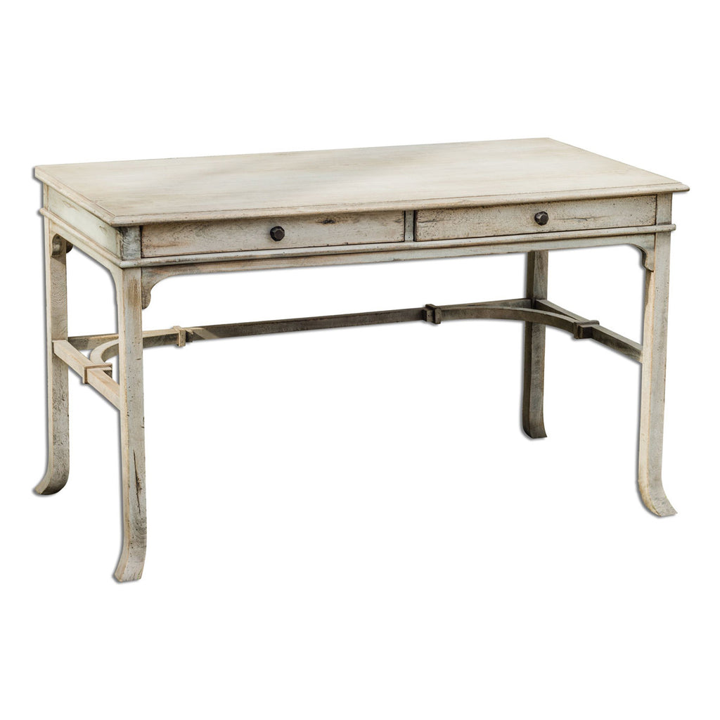 Bridgely Aged Writing Desk